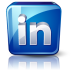 LinkedIn Icon and link to page